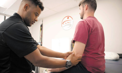 Personal experience helps doctor treat pain issues