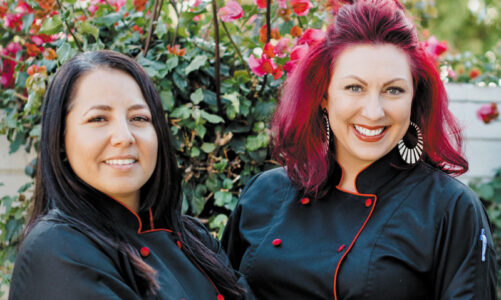 Pandemic inspired change for catering company