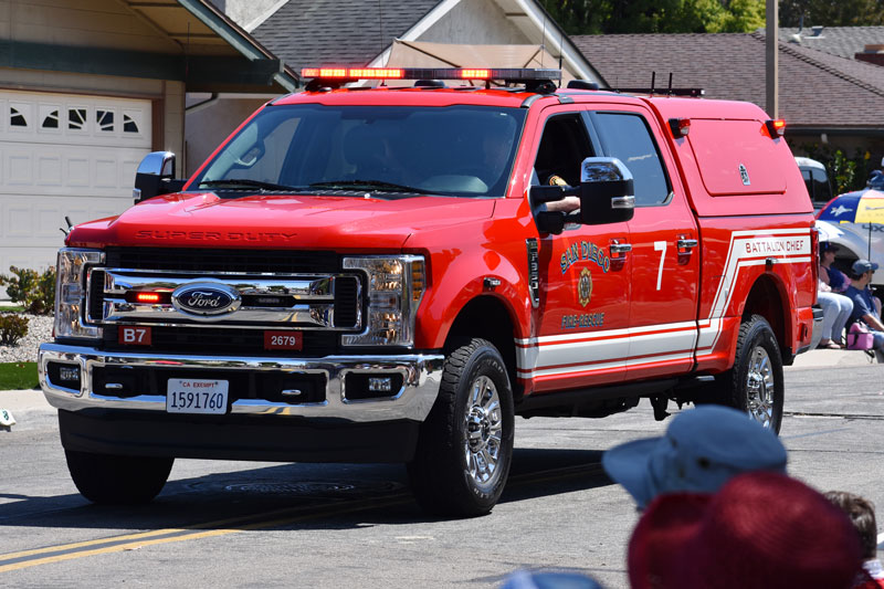 Scripps Ranch 4th of July Parade