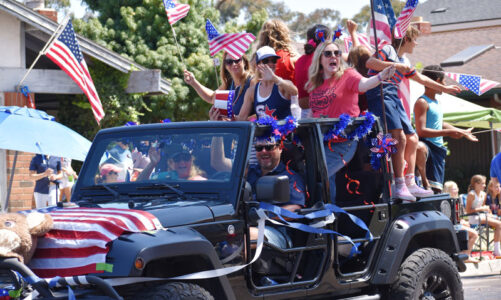 Parade makes a glorious return!