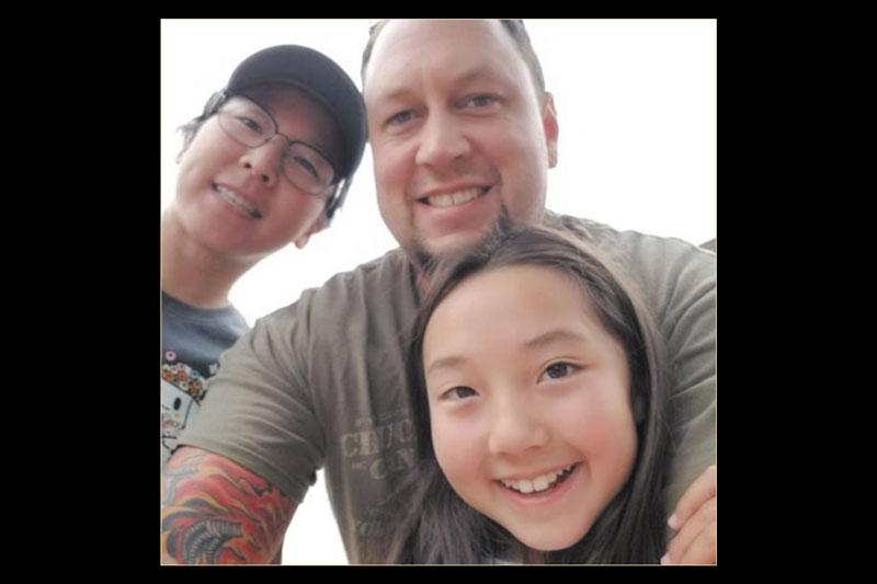 Pengi Wynn - The Morgan Family
