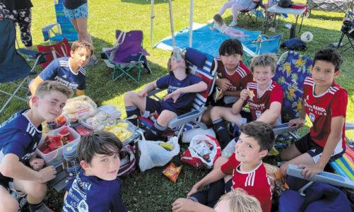 Soccer Club rallies, looks to the future