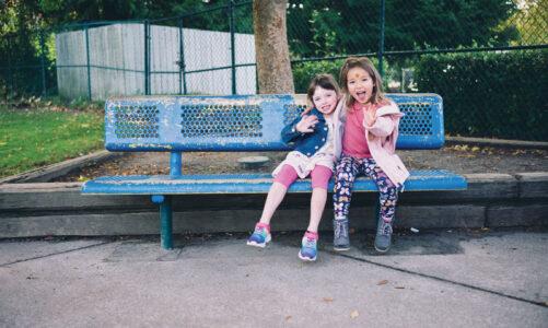 Parents can help children build social skills