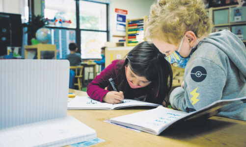 Navigate feelings about returning to school