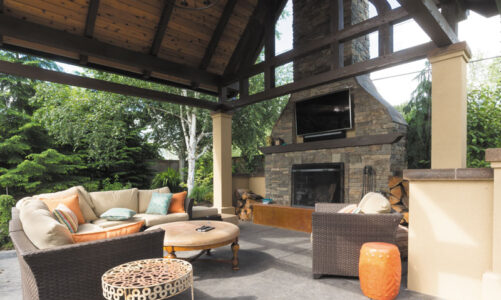 Tips to create a cozy outdoor oasis