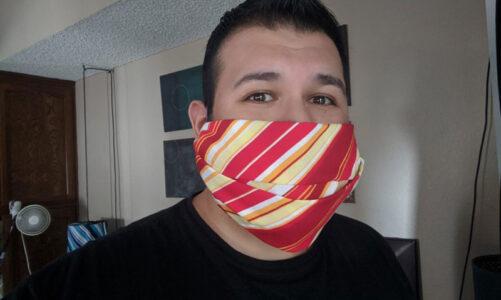 County encourages indoor mask wearing