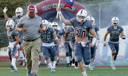 Falcons overwhelm San Diego High