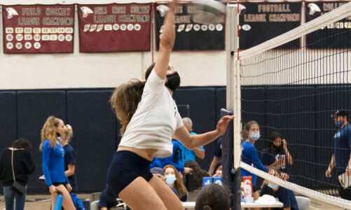 Scripps Ranch places second in VB tourney
