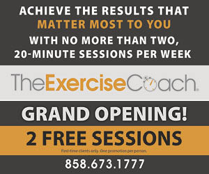The Exercise Coach of Scripps Ranch