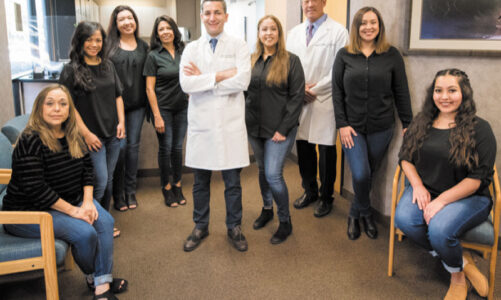 New owner runs West Coast Oral Surgery